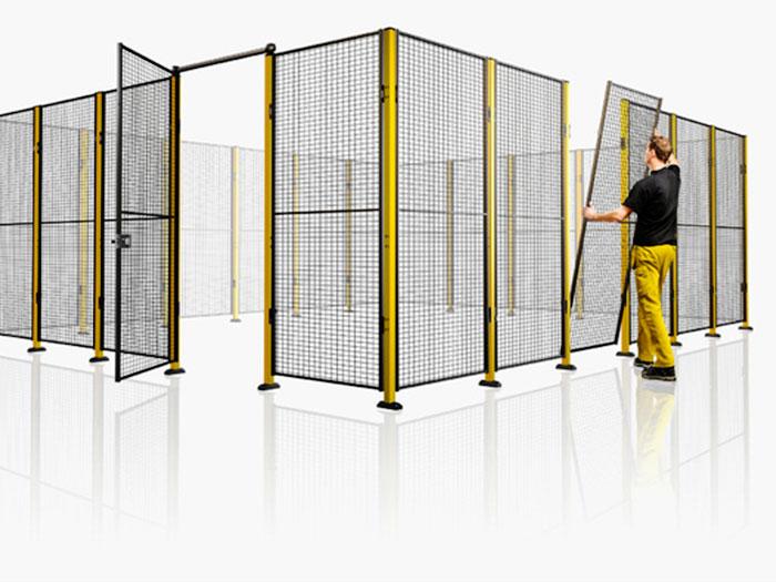 Vallas de seguridad simple valla de seguridad baby dan - Valla de seguridad ...